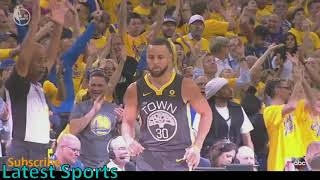 NBA Finals Game 2 Highlights (End of 4th Quarter) Cavs vs Warriors 2018