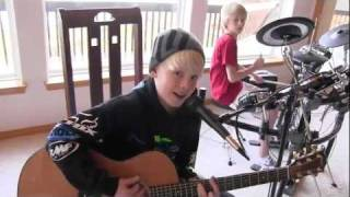 I Like It Like That - Hot Chelle Rae cover by 10 yr old Carson Lueders