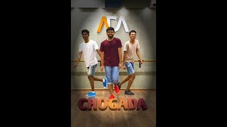 Chogada tara | Loveratri | bollygarba feel | ajay dance club choreography