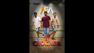 Chogada tara | Loveratri | bollygarba feel | ajay dance club choreography