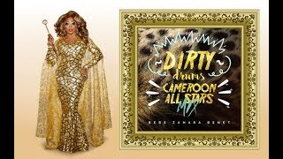 Bebe Zahara Benet - Dirty Drums / Cameroon (All Stars Mix)