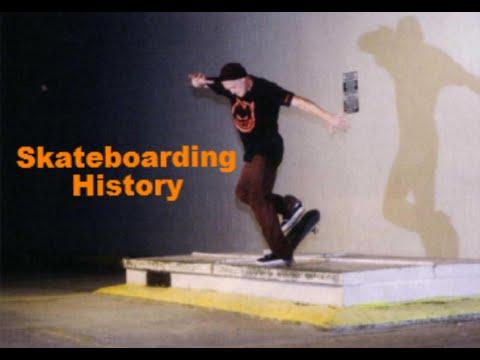 Skateboarding History - Marc Johnson's Noseblunt to Noseblunt