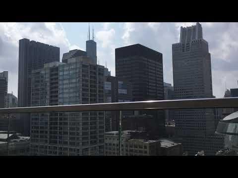 Walkthrough Of Cerise Rooftop Bar, Virgin Hotel, Chicago, IL