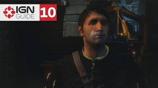 The Witcher 3: Hearts of Stone Walkthrough - Open Sesame: The Heist (Quinto / Horst) (6/6)