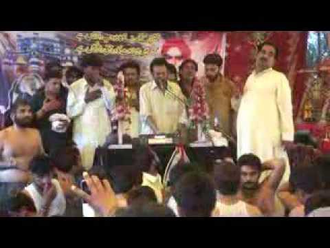 Hassan Sadiq New Noha Tatheer di Waris  Majls o Matamdari Salana Jalsa 2016 Och Gul imam Jhang