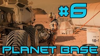 Planetbase - Depressed Colonists! #6