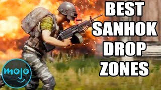 Top 10 Best PUBG Sanhok Drop Locations