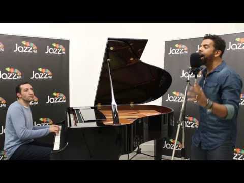 "Darien Dean Jazz FM live in studio ""Harmless"""