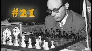 Уроки шахмат — Бронштейн Самоучитель Шахматной Игры #21 Обучение шахматам Шахматы видео уроки