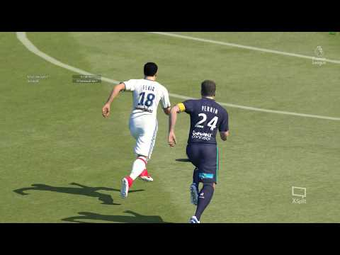 Union (4:1) (3:3) Avangard (Premier League 11x11 4Stars PES17 PC Season 3)