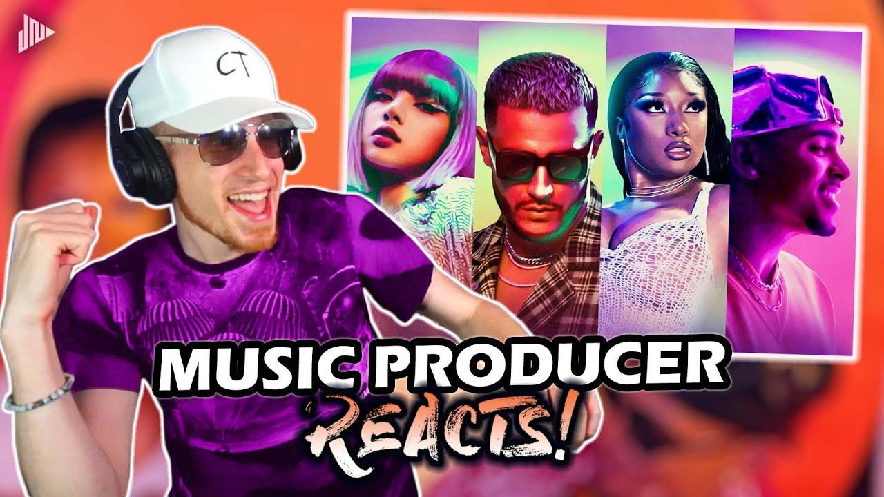 Download Music Producer Reacts to DJ Snake, Ozuna, Megan Thee Stallion, LISA of BLACKPINK - SG