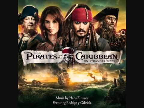 Pirates Of The Caribbean 4 - OST 05 Mermaids