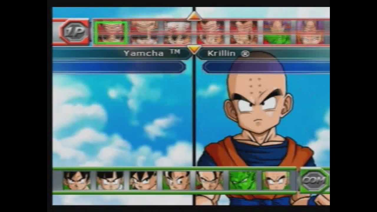 ...Ball Z: Budokai Tenkaichi (PS2) - Characters: Goku vs. Piccolo - Map: Earth Wasteland It's quite different from the often-compared  Budokai series; itmovesets and fighting styles, similar to Dragon Ball Z: Legendary Super Warriors while the free roam element is similar to  Dragon Ball Z: Sagas.