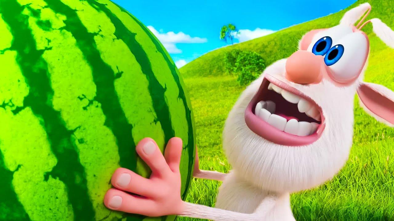بوبا البطيخ - الحلقة 65 -  كرتون مضحك - افلام كرتون كيدو