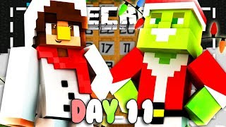 Christmas Adventure w/SmallishBeans | Minecraft Christmas Advent #11