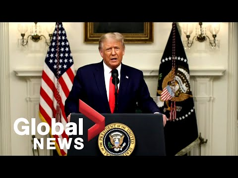 """UNGA 2020: US President Donald Trump says UN """"must hold China accountable"""" for COVD-19 pandemic"""