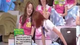 "SNSD Taeyeon Yoona ""They"