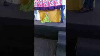 The much awaited puppet show at The Cliff Garden