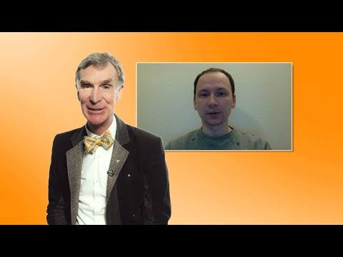 'Hey Bill Nye, Is Playing the Lottery Rational?' #TuesdaysWithBill