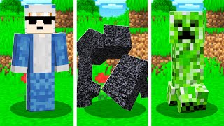 How To MORPH Into ANY MINECRAFT MOB!