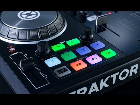TRAKTOR DJ YAZILIMI
