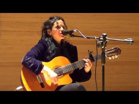 Evelyn Cornejo - En vivo Museo Violeta Parra, Julio 2016
