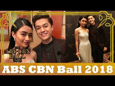 Vivoree & CK At ABS-CBN Ball 2018