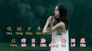 Ming Tian Hui Geng Hao 明天会更好 KTV Lyrics