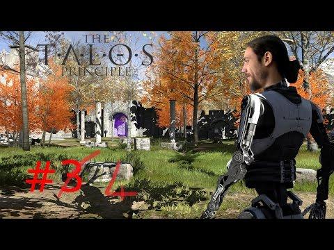 The Talos Principal - We start the Greece room 7