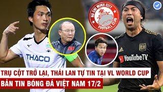 VN Sports 17/2 | Tuấn Anh báo tin vui đến HLV Park, VPF hậu thuẫn CLB TP.HCM để có Lee Nguyễn
