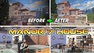 My Manor 7 House Design - LifeAfter