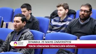 İstanbul 29 Mayıs Üniversitesi Diyanet TV'de