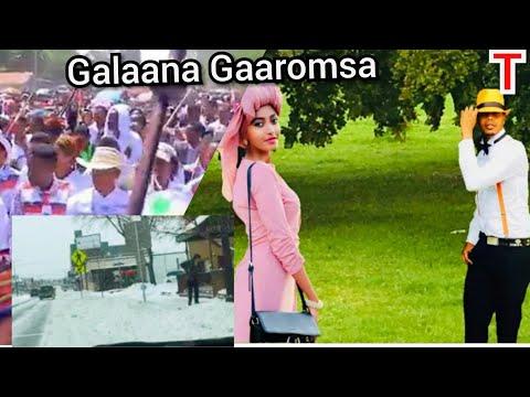 Galaana garomsa music Jirenya Biyya Ala Cabbii/ Barado Bu'a Jiruu Laala me