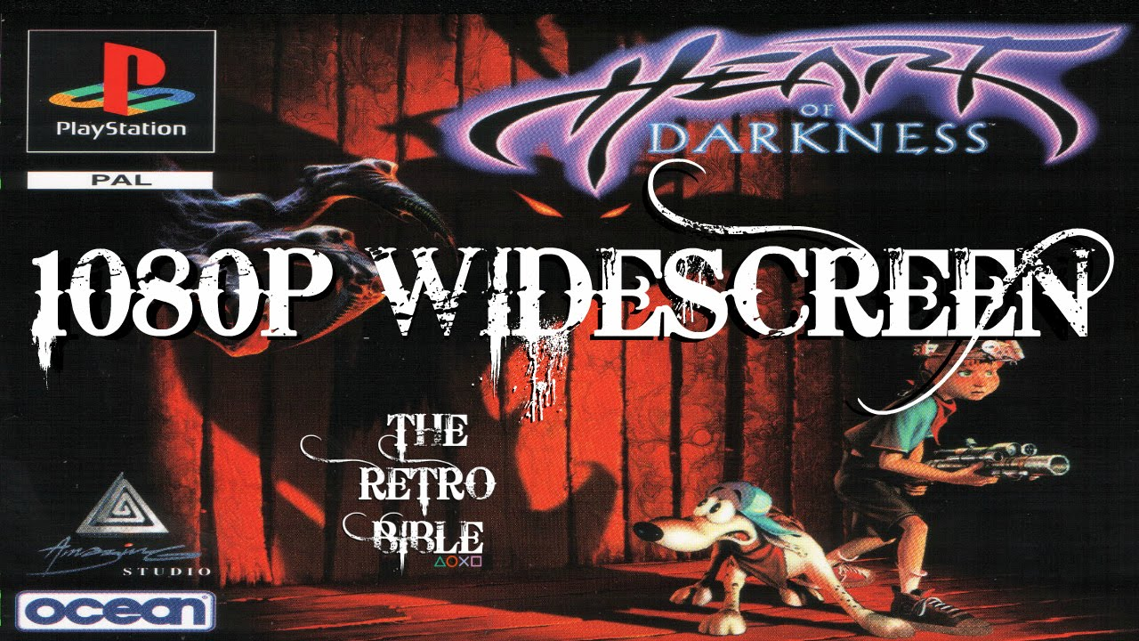 Heart Of Darkness Ps1 Gameplay Remastered Youtube