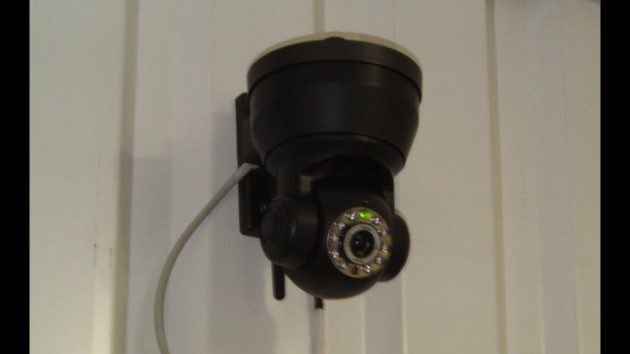 IP-camera выбор и установка