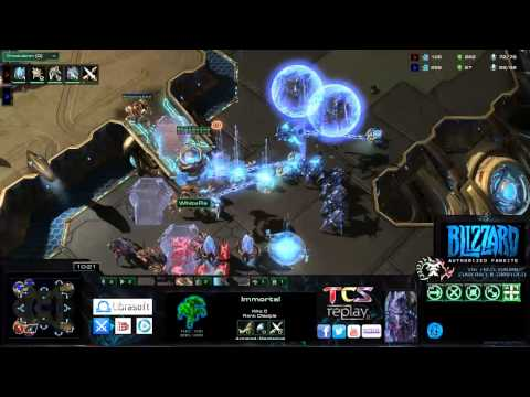 TCS #221: [PvP] WhiteRa VS babyknight --- Starcraft 2