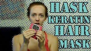 Hask Keratin Protien Smoothing Deep Conditioner