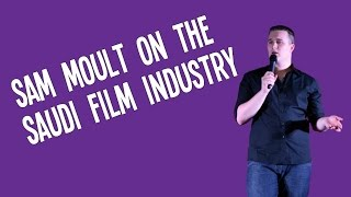 Sam Moult on the Saudi Film Industry