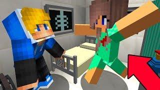Не играйте в УЖАСТИК Майнкрафт ПЕ в 3:00 часа НОЧИ! Прохождение страшной карты Вампир Minecraft PE