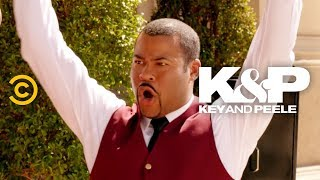 "The Valets Still Love Daenerys on ""Game of Thrones"" - Key & Peele"