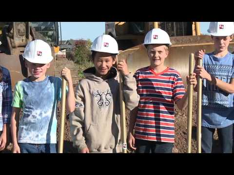 Oltman Middle School Groundbreaking