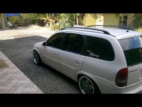 """Corsa Wagon GLS Fixa + Borbet 15"""""""