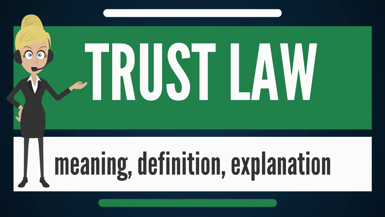 trust laws Trust situs and governing law 1198008 trust creation effective date of irrevocable inter vivos trust.