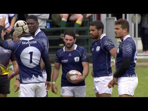 Flanders Open Rugby 2016 | Men Cup Semi Final 2