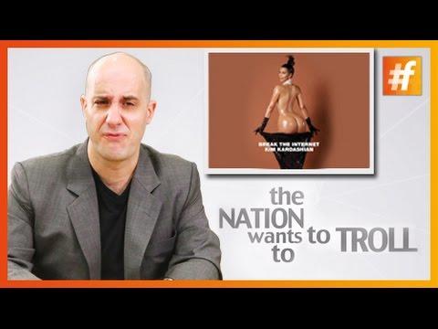 Nation wants to troll: Ep 3 Kim Kardashian