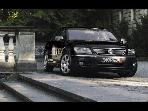 Volkswagen Phaeton родословная сыграла злую шутку!
