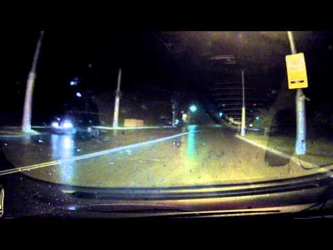 Каркам Q5N ночь дождь