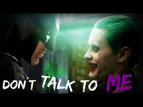 The Joker - Don't talk to me