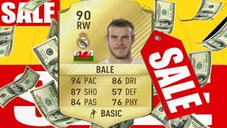 Скачать THE CHEAP BALE FIFA 17 PLAYER REVIEW FIFA 17 Ultimate Team Gameplay