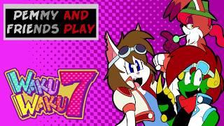 Pemmy and Friends play Waku Waku 7 Part 1